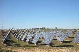 Photovoltaic park SPEX