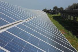 Parco fotovoltaico Scorrano